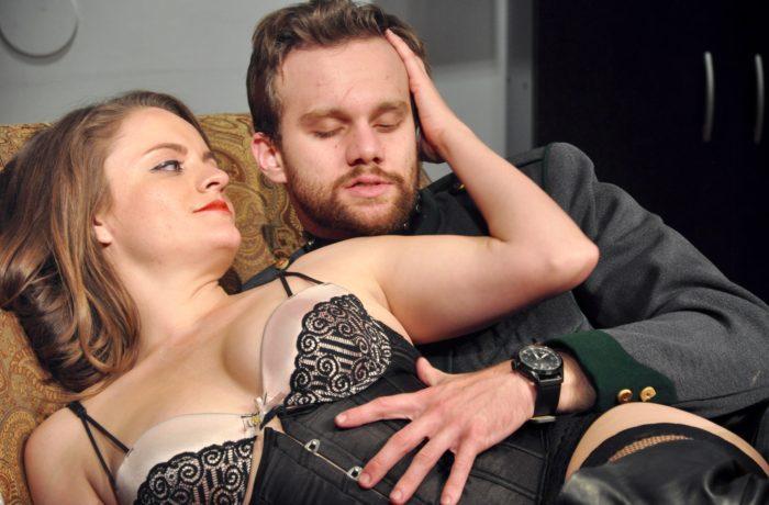 VENUS IN FUR: Seduction
