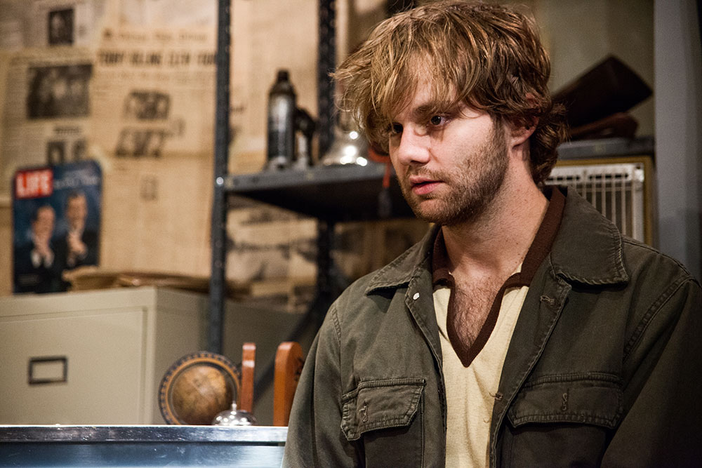 Zack Roundy as Bobby in American Buffalo