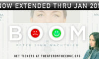 BOOM Extended Through January 20th!