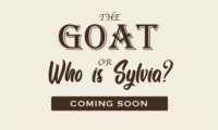 Announcing THE GOAT OR, WHO IS SYLVIA? by Edward Albee