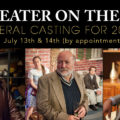 Theater On The Edge 2019-2020 Open Casting