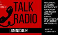 Announcing TALK RADIO by Eric Bogosian